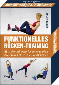 Trainingskarten: Funktionelles Rückentraining von Thomschke,  Ronald