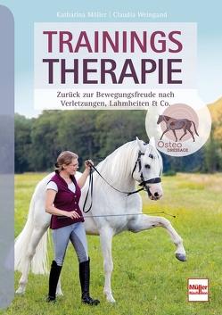 Trainingstherapie von Möller,  Katharina, Weingand,  Claudia