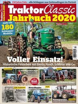 Traktor Classic Jahrbuch 2020