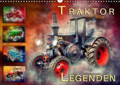 Traktor Legenden (Wandkalender 2019 DIN A3 quer) von Roder,  Peter