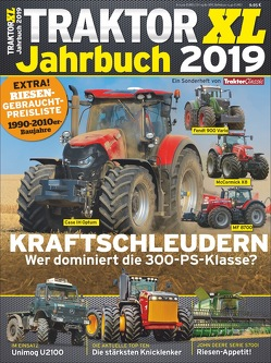 Traktor XL Jahrbuch