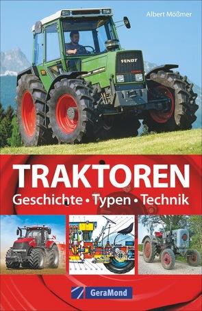 Traktoren von Mößmer,  Albert