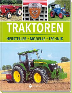 Traktoren von Paulitz,  Udo