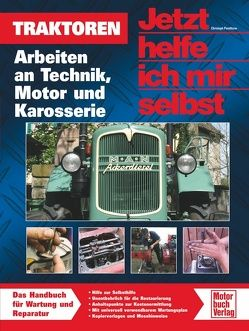 Traktoren von Korp,  Dieter