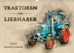 Traktoren für Liebhaber (Wandkalender 2019 DIN A3 quer) von Roder,  Peter