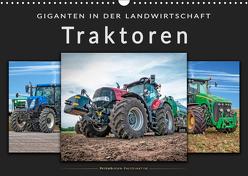 Traktoren – Giganten in der Landwirtschaft (Wandkalender 2019 DIN A3 quer) von Roder,  Peter