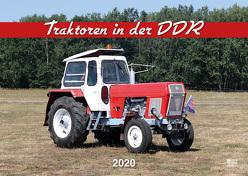 Traktoren in der DDR 2020