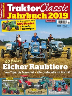 Traktoren Jahrbuch 2019