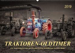 Traktoren – OldtimerAT-Version (Wandkalender 2019 DIN A2 quer) von Roder,  Peter