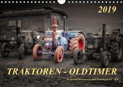 Traktoren – OldtimerAT-Version (Wandkalender 2019 DIN A4 quer)