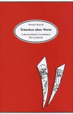 Tränchen ohne Worte von Jekosch,  Uwe, Karsch,  Werner, Rodust,  Heike, Schmidt,  Anke