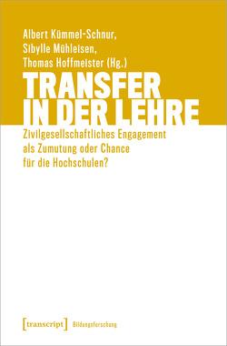 Transfer in der Lehre von Hoffmeister,  Thomas, Jörres,  Stefanie, Kümmel-Schnur,  Albert, Mühleisen,  Sibylle
