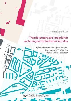 Transferpotenziale integrierter wohnungswirtschaftlicher Ansätze von Lindemann,  Maurizio