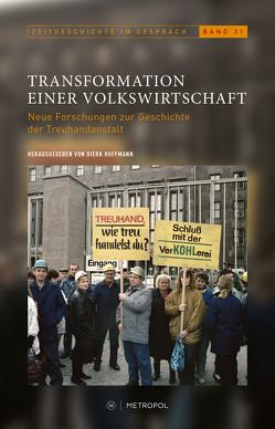 Transformation einer Volkswirtschaft von Hoffmann,  Dierk