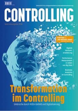 Transformation im Controlling: Umbrüche durch VUCA-Umfeld und Digitalisierung von Baumöl,  Ulrike, Hoffjan,  Andreas, Horváth,  Péter, Möller,  Klaus, Pedeli,  Burkhard, Reichmann,  Thomas