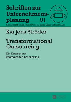Transformational Outsourcing von Ströder,  Kai Jens