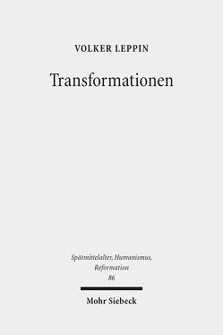 Transformationen von Leppin,  Volker