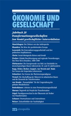 Transformationsgesellschaften von Christ,  Michaela, Sommer,  Bernd, Stumpf,  Klara