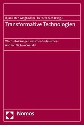 Transformative Technologien von Fateh-Moghadam,  Bijan, Zech,  Herbert