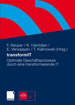 transformIT von Hamidian,  Kiumars, Kalinowski,  Torsten, Keuper,  Frank, Verwaayen,  Eric