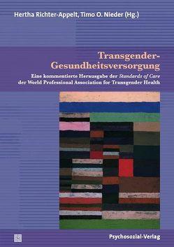 Transgender-Gesundheitsversorgung von Nieder,  Timo O., Richter-Appelt,  Hertha