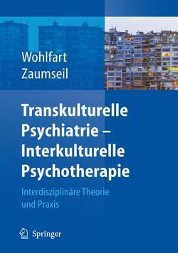 Transkulturelle Psychiatrie – Interkulturelle Psychotherapie von Wohlfart,  Ernestine, Zaumseil,  Manfred