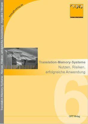 Translation – Memory – Systeme von Ottmann,  Angelika