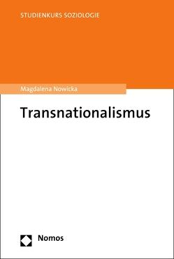 Transnationalismus von Nowicka,  Magdalena