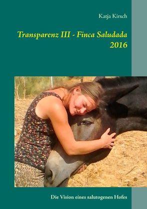 Transparenz III – Finca Saludada 2016 von Kirsch,  Katja
