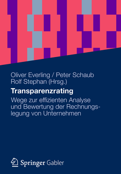 Transparenzrating von Everling,  Oliver, Schaub,  Peter, Stephan,  Rolf