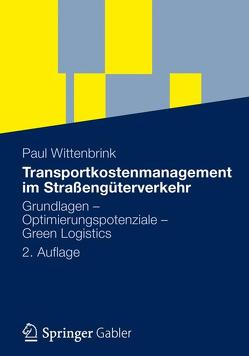 Transportmanagement von Wittenbrink,  Paul