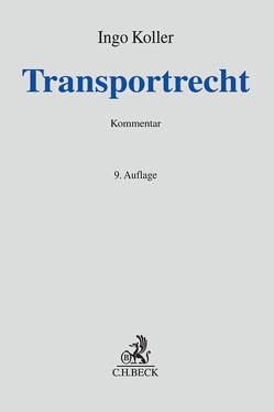 Transportrecht von Koller,  Ingo