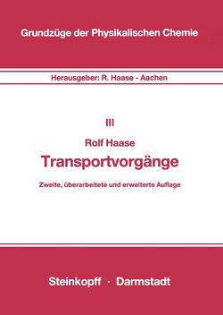 Transportvorgänge von Haase,  R.