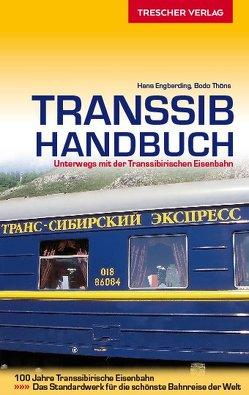 Reiseführer Transsib-Handbuch von Engberding,  Hans, Thöns,  Bodo