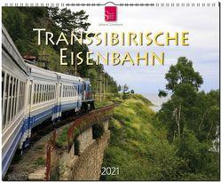 Transsibirische Eisenbahn von Scheibner,  Johann