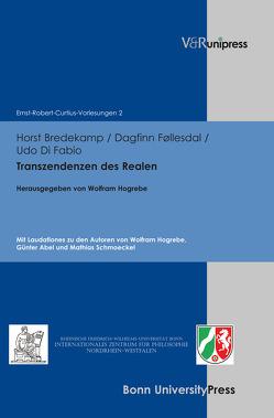 Transzendenzen des Realen von Bredekamp,  Horst, Di Fabio,  Udo, Føllesdal,  Dagfinn, Gabriel,  Markus, Hogrebe,  Wolfram