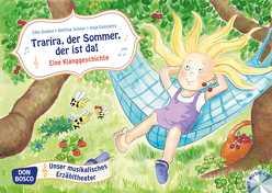 Trarira, der Sommer, der ist da! Kamishibai Bildkartenset. von Goossens,  Anja, Gulden,  Elke, Scheer,  Bettina, Wasem,  Marco