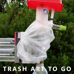 TRASH ART TO GO von Puritz,  Ulrich, Schmerse,  Christine