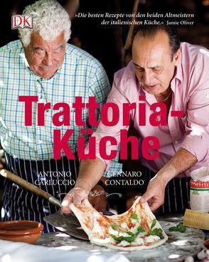 Trattoria-Küche von Carluccio,  Antonio, Contaldo,  Gennaro
