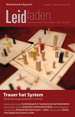 Trauer hat System – Veränderungsdynamik in Krisen von Metz,  Christian, Rechenberg-Winter,  Petra