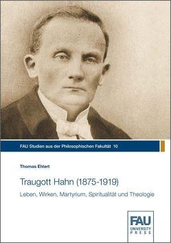 Traugott Hahn (1875-1919) von Ehlert,  Thomas