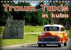 Traum Taxis in Kuba (Tischkalender 2019 DIN A5 quer) von von Loewis of Menar,  Henning