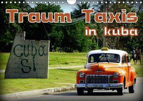 Traum Taxis in Kuba (Wandkalender 2018 DIN A4 quer) von von Loewis of Menar,  Henning
