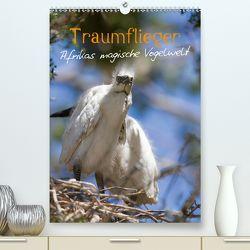 Traumflieger – Afrikas magische Vogelwelt (Premium, hochwertiger DIN A2 Wandkalender 2020, Kunstdruck in Hochglanz) von Pavlowsky,  Markus