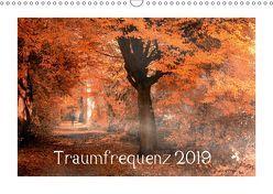 Traumfrequenz 2019 (Wandkalender 2019 DIN A3 quer) von RavenArt