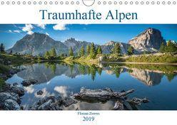 Traumhafte Alpen (Wandkalender 2019 DIN A4 quer) von Ziereis,  Florian