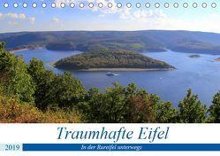 Traumhafte Eifel – In der Rureifel unterwegs (Tischkalender 2019 DIN A5 quer) von Klatt,  Arno
