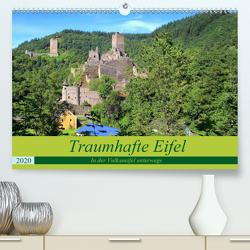 Traumhafte Eifel – In der Vulkaneifel unterwegs (Premium, hochwertiger DIN A2 Wandkalender 2020, Kunstdruck in Hochglanz) von Klatt,  Arno