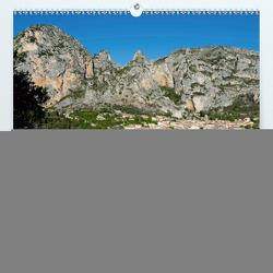 Traumhafte Haute Provence (Premium, hochwertiger DIN A2 Wandkalender 2020, Kunstdruck in Hochglanz) von Voigt,  Tanja