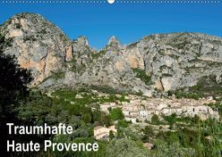 Traumhafte Haute Provence (Wandkalender 2019 DIN A2 quer) von Voigt,  Tanja